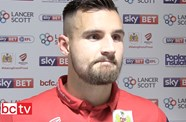 Video: Bailey Wright Post-Burton Albion home
