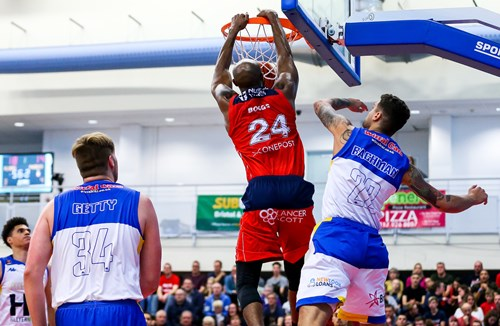 Highlights: Bristol Flyers 79-82 Cheshire Phoenix - BBL Cup