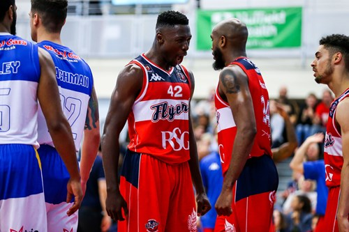 Gallery: Bristol Flyers 79-82 Cheshire Phoenix - BBL Cup