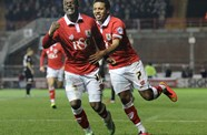 Report: Bristol City 2-0 Peterborough United