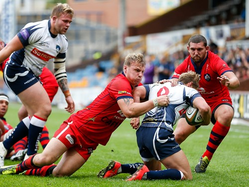 Report: Moseley 14-59 Bristol Rugby