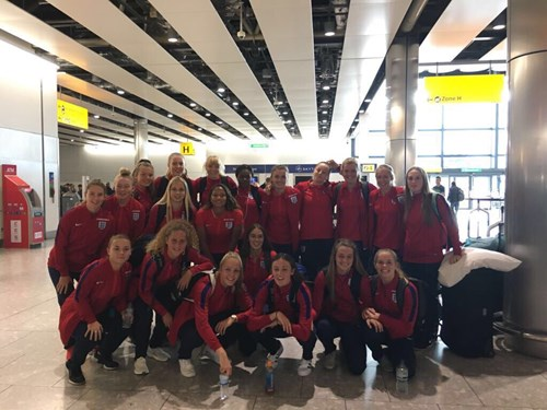 Two City Women players heading to La Manga with England Under-19