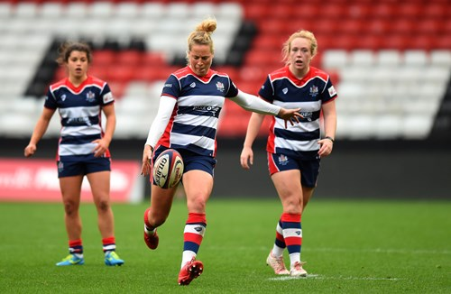 Team News: Harlequins Ladies v Bristol Ladies