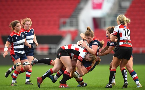 Team news: Bristol Ladies vs Firwood Waterloo Ladies