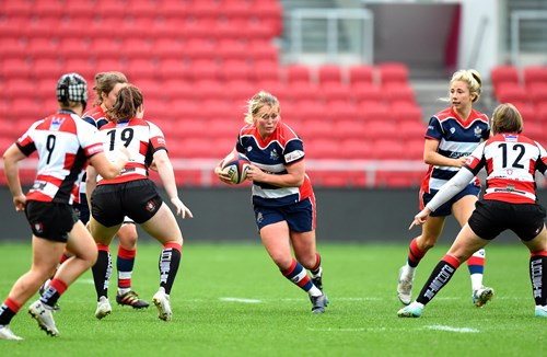 Postponed: Bristol Ladies vs Saracens Women