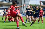 Tuima earns call-up as four Bristol Ladies set to face Canada in second test