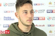 Video: Josh Brownhill Pre-Leeds United home