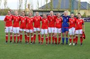 Lily Woodham starts for Wales in goalless draw against Slovenia