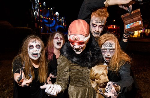 City stars to attend Halloween spook-tacular