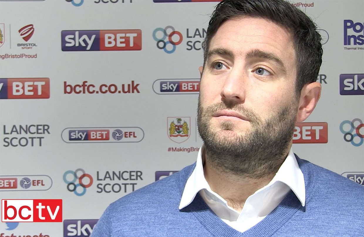 Video: Lee Johnson Post-Leeds United home thumbnail