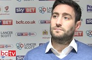 Video: Lee Johnson Post-Leeds United home