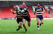 Video: Bristol Rugby 22-33 Doncaster Knights
