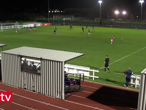 Highlights: Bristol City Under-23s 3-0 Millwall Under-23s