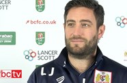 Video: Lee Johnson Pre-Crystal Palace home