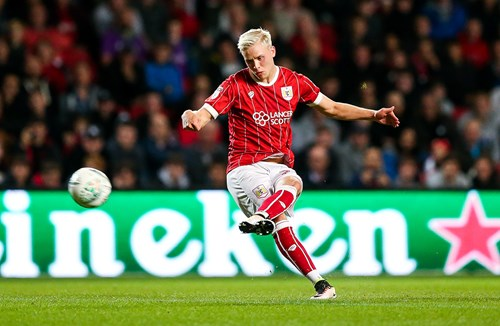 Magnusson relishing Crystal Palace challenge