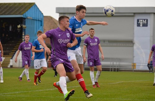 Report: Portsmouth U23s 0-2 Bristol City U23s