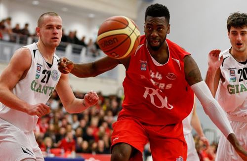 Bland Makes Molten BBL Defensive Team Of The Year