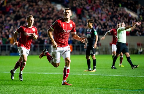 Report: Bristol City 4-1 Crystal Palace