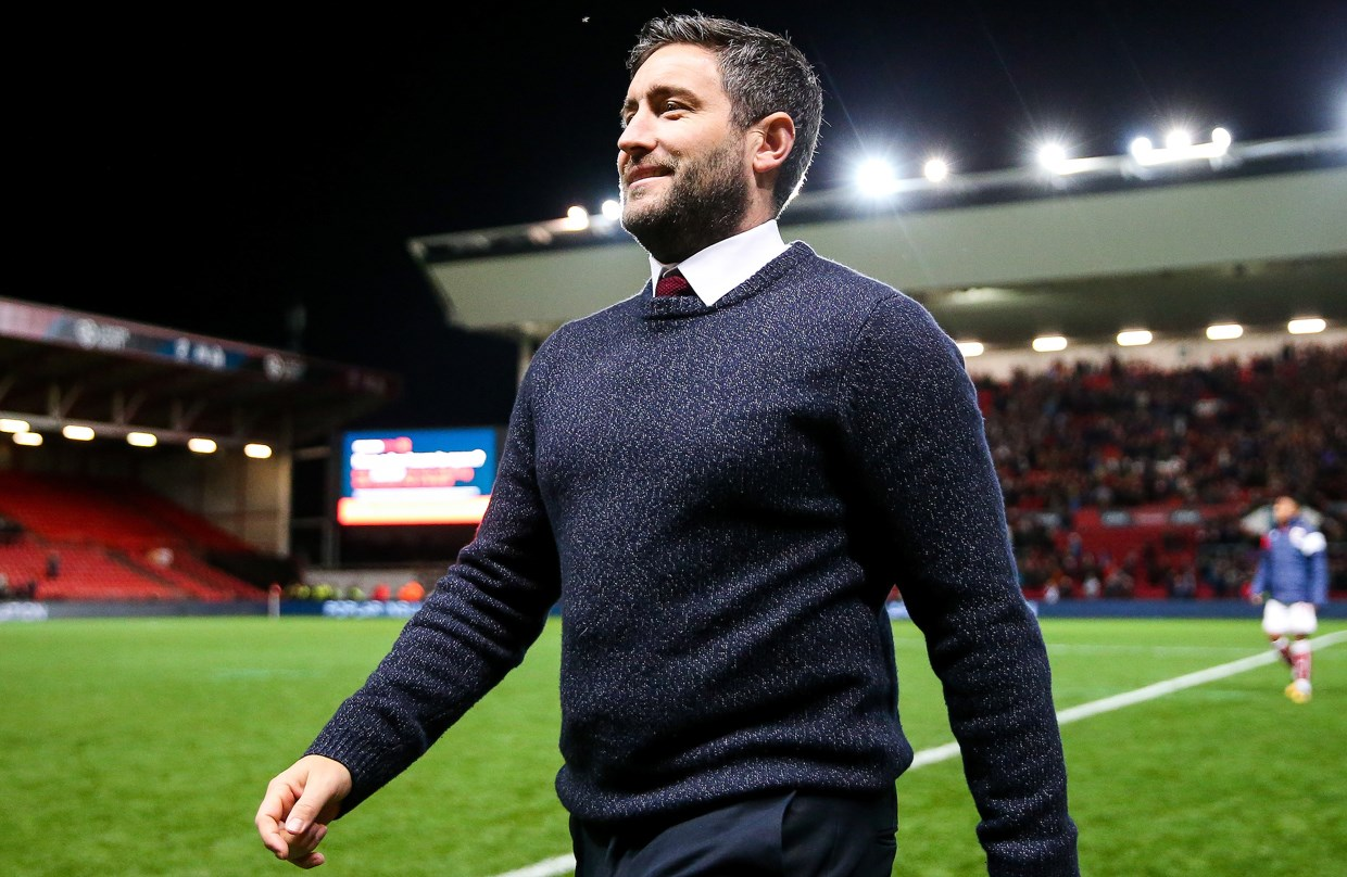 Audio: Lee Johnson Post Crystal Palace home press conference thumbnail