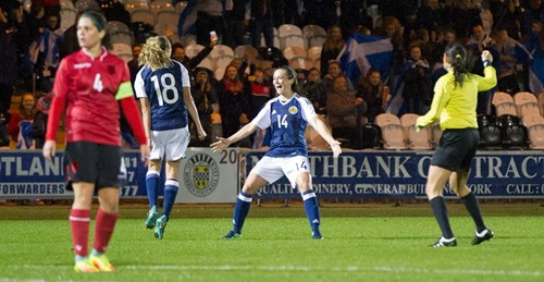Chloe Arthur and Frankie Brown called-up for Scotland