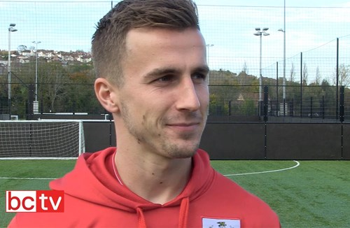 Video: Joe Bryan Pre-Sunderland away