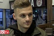 Video: Jamie Paterson Carabao Cup draw reaction