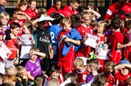 City quartet attend BCCT holiday camp
