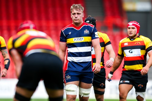 In-Depth: Batley keen to make his mark at Bristol Rugby