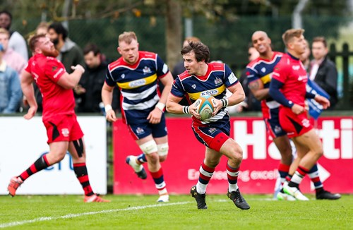 Report: Jersey Reds 17-36 Bristol Rugby