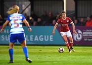 Report: Bristol City Women 0-5 Reading Women