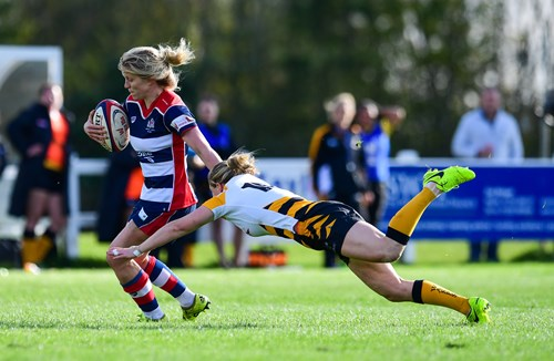 Gallery: Bristol Ladies 5-17 Wasps Ladies
