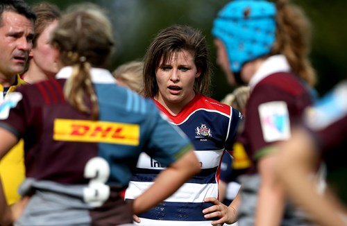 Bristol Ladies confirm departure of Sasha Acheson