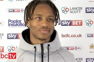 Video: Bobby Reid Pre-Fulham away