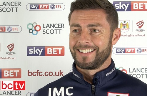 Video: Jamie McAllister Pre-Fulham away
