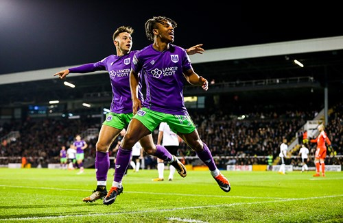 Report: Fulham 0-2 Bristol City