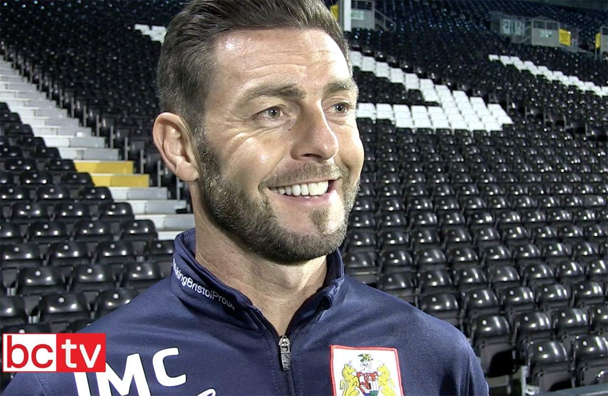 Video: Jamie McAllister Post-Fulham away thumbnail