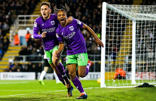 Highlights: Fulham 0-2 Bristol City