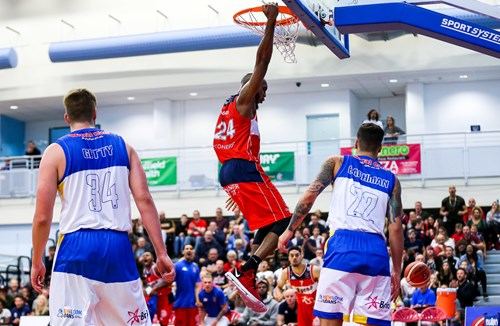 Bristol Flyers 'Top 5' plays of the month - October 2017