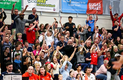 Flyers to face Plymouth Raiders in the BBL Trophy