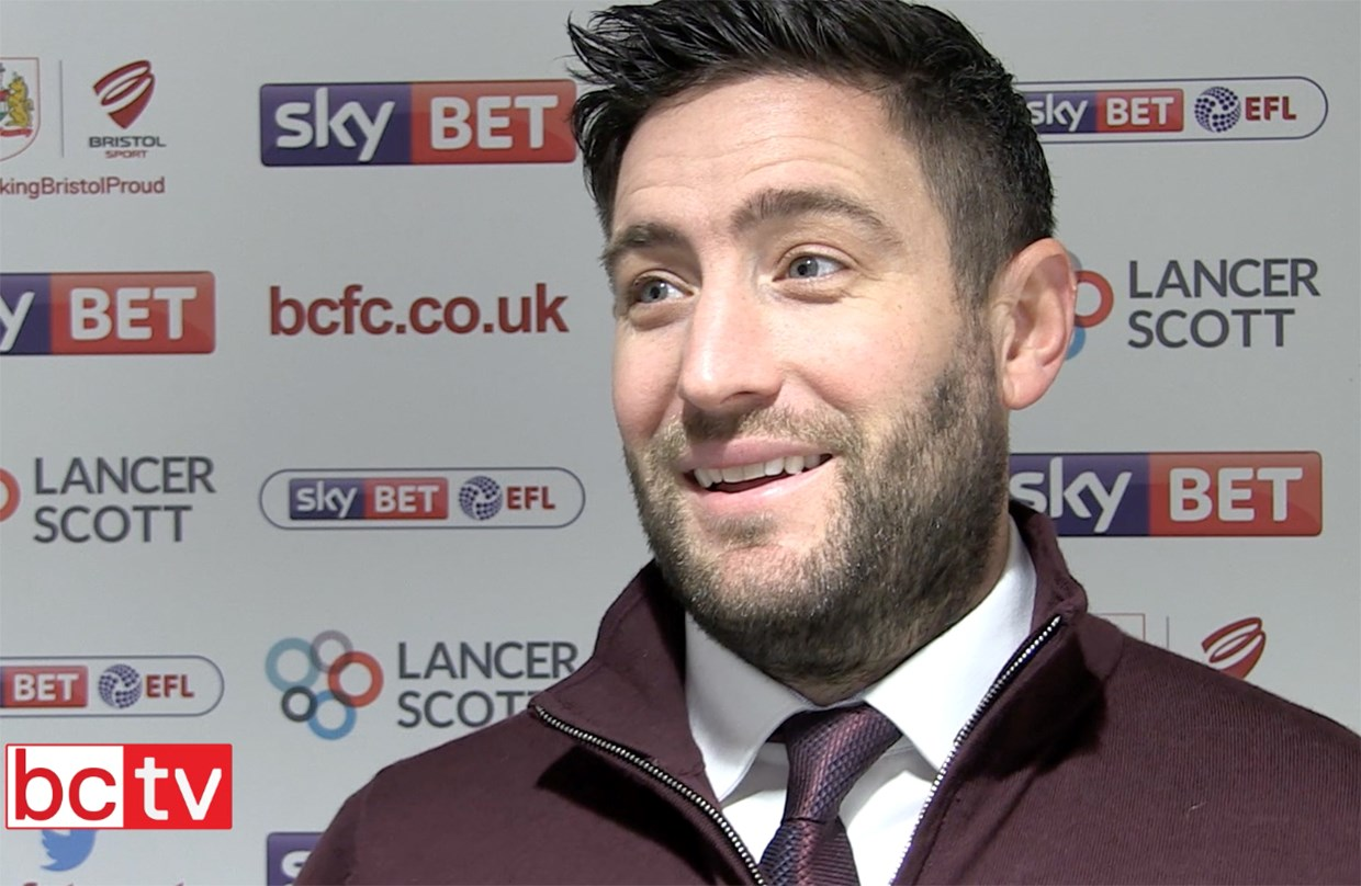 Video: Lee Johnson Post-Cardiff City home thumbnail