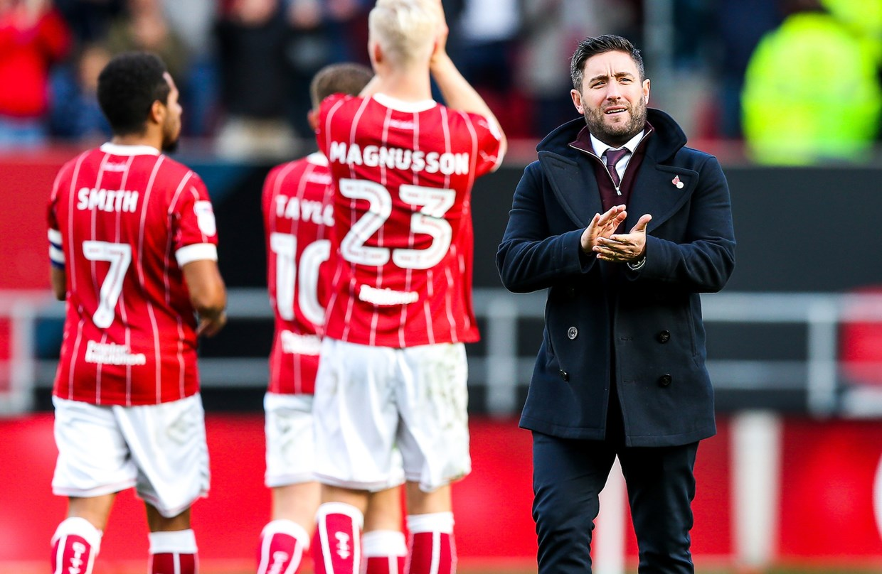 Lee Johnson Post Cardiff City home press conference thumbnail