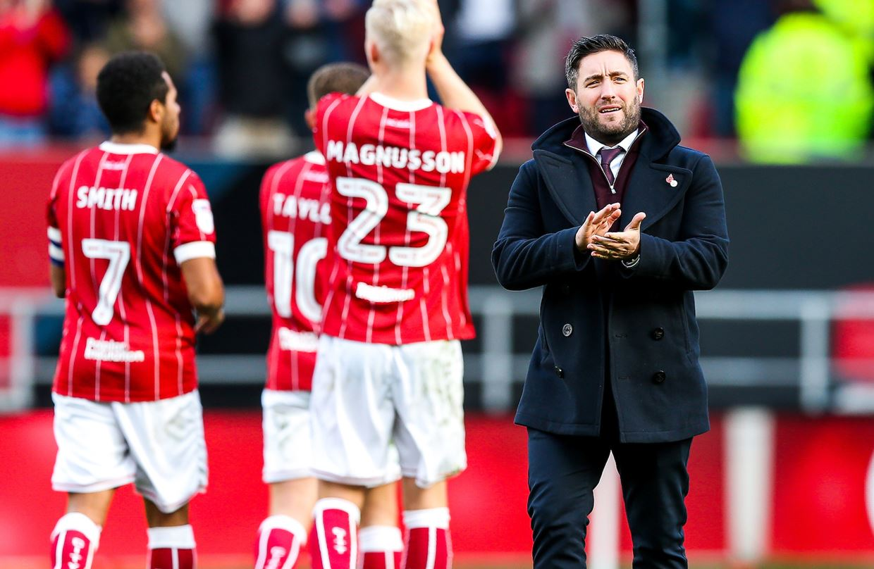 Audio: Lee Johnson Post Cardiff City home press conference thumbnail