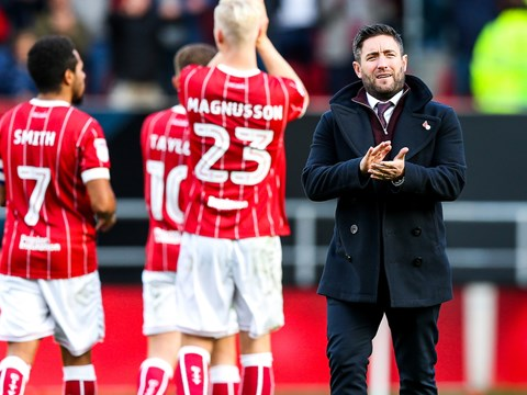 Audio: Lee Johnson Post Cardiff City home press conference