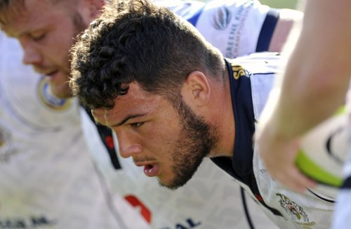 Bristol Rugby Prop To Start In World Rugby U20s Championship Final