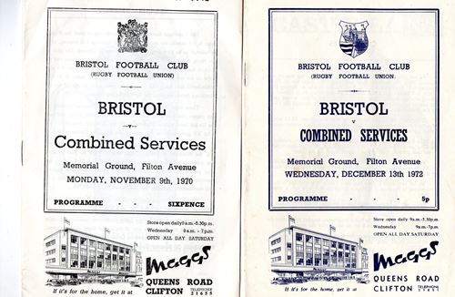 In-Depth: Bristol Rugby and Remembrance