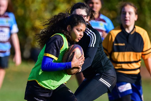 England Rugby launches women and girls action plan