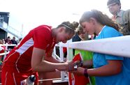 Aimee Palmer gets the nod for England Under-18