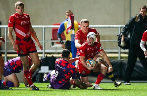 Report: Bristol United 26-42 UK Armed Forces