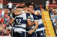 Eight Sign Contract Extensions With Bristol Rugby