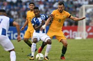 Wright's Socceroos earn goalless draw